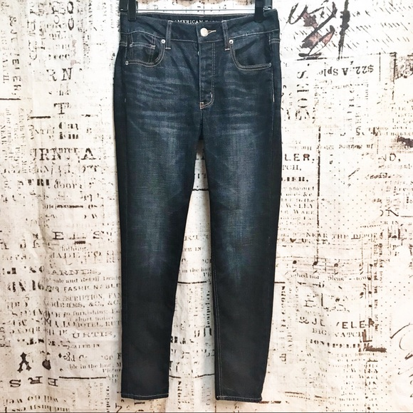 4da9d5b742b American Eagle Outfitters Denim - American Eagle Tomgirl Button Fly Skinny  Jeans